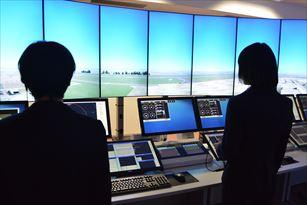 第2飛行場管制実習室