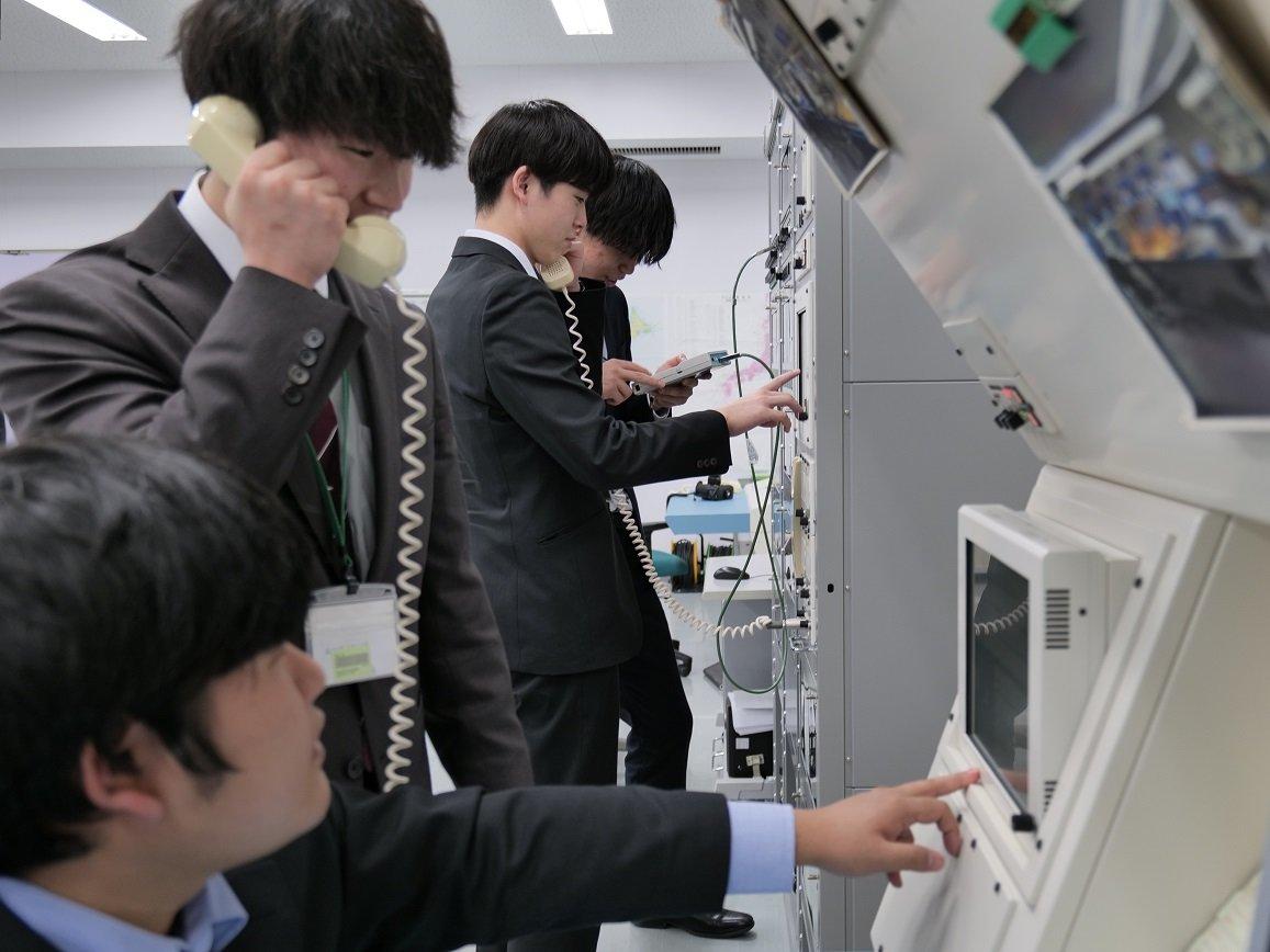 通信システム実習室