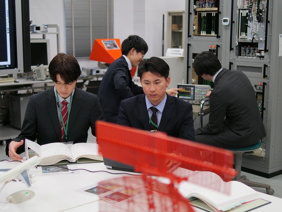 監視システム実習室