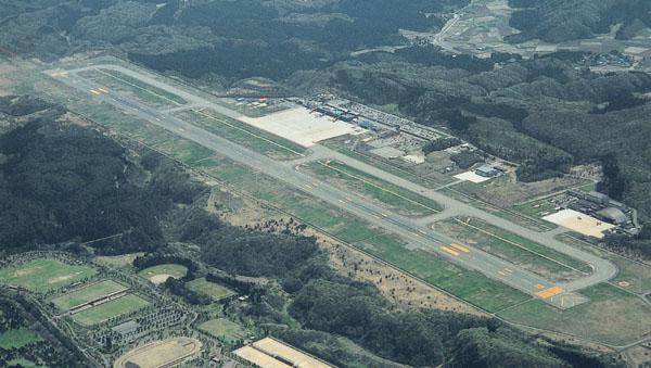 秋田空港;