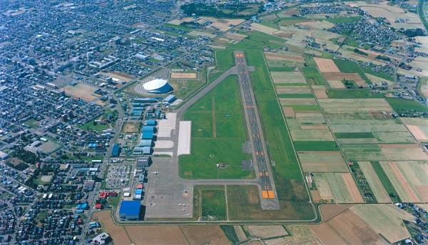 札幌(丘珠)飛行場